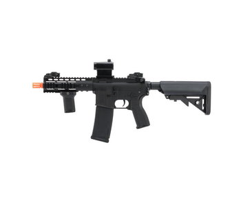Specna Arms EDGE Series M4 AEG Rifle Licensed by Rock River Arms M4 PDW Keymod Black