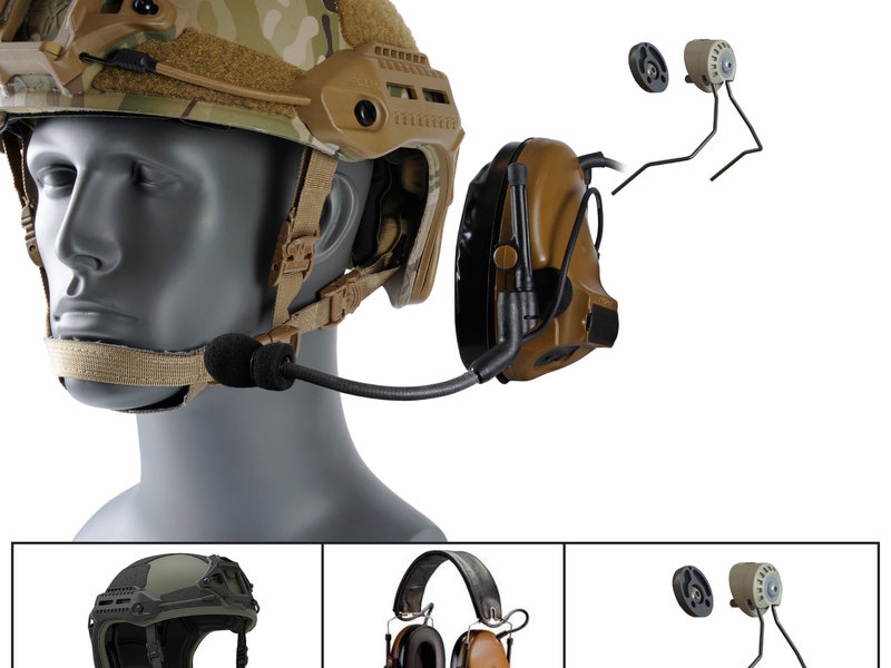 PTS Unity Tactical MARK (compatible with PTS MTEK FLUX Helmet)