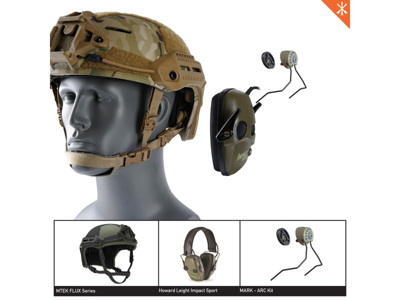 PTS Unity Tactical MARK (compatible with PTS MTEK FLUX Helmet)