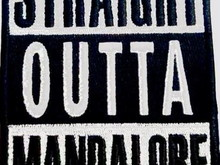 Tactical Outfitters Tactical Outfitters Straight Outta Mandalore Morale Patch