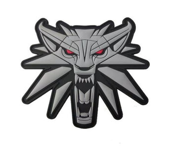 Tactical Outfitters The Witcher - Wild Hunt Wolf PVC Morale Patch