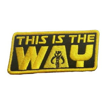 Tactical Outfitters Tactical Outfitters This Is The Way Morale Patch
