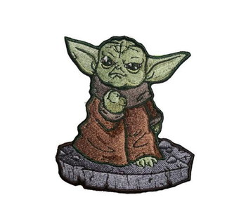 Tactical Outfitters The Child - Baby Yoda V3 Morale Patch