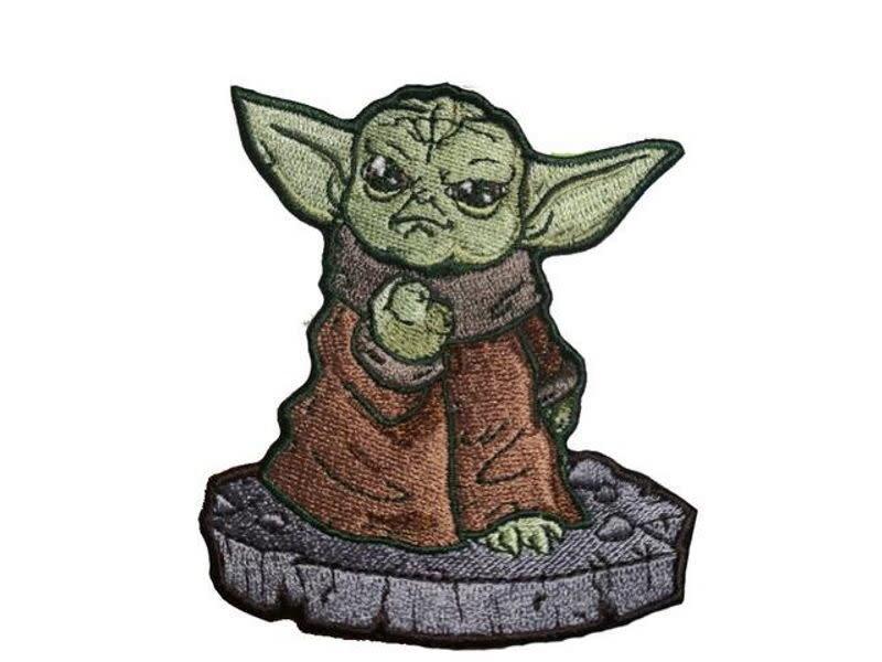 Tactical Outfitters Tactical Outfitters The Child - Baby Yoda V3 Morale Patch
