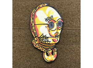 """Tactical Outfitters Tactical Outfitters """"One Last Look"""" C3PO Limited Edition Morale Patch"""