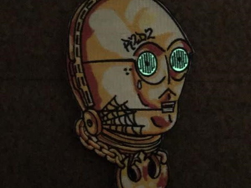 """Tactical Outfitters Tactical Outfitters """"One Last Look"""" Limited Edition Morale Patch"""