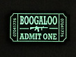 Tactical Outfitters Tactical Outfitters Boogaloo Ticket PVC Morale Patch, Glow