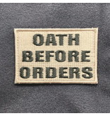 Tactical Outfitters Tactical Outfitters Oath Before Orders, Tan
