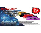 Airsoft Masterpiece Airsoft Masterpiece EDGE Ultra Light Aluminum Blowback Housing for Hi Capa