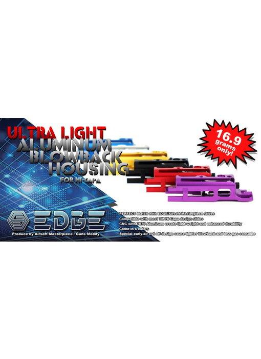 Airsoft Masterpiece EDGE Ultra Light Aluminum Blowback Housing for Hi Capa