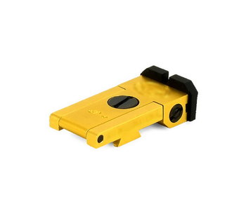 Airsoft Masterpiece Aluminum Rear Sight - S Style Ver. 1 -