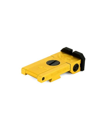 Airsoft Masterpiece Airsoft Masterpiece Aluminum Rear Sight - S Style Ver. 1 -
