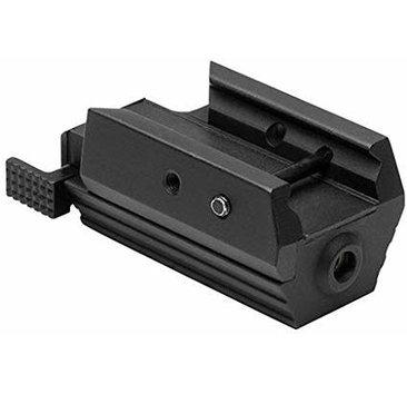 NcStar NCStar handgun red laser, weaver mount