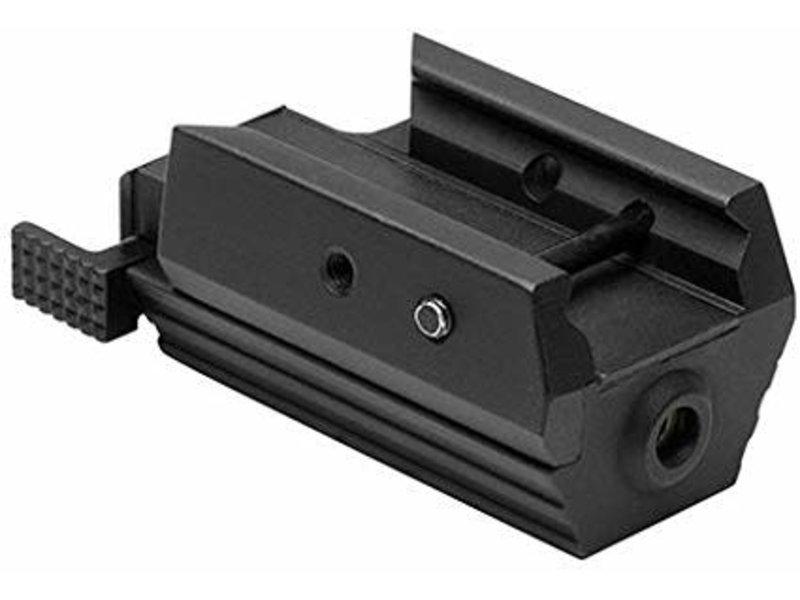 NC Star NCStar handgun red laser, weaver mount