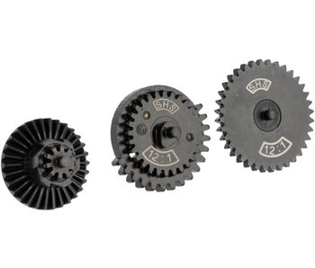 SHS 12:1 CNC High Speed Gear Set