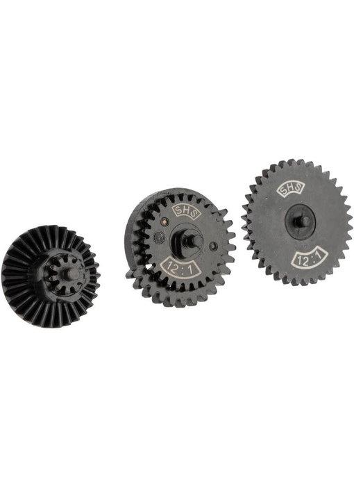SHS 12:1 CNC High Speed Gear Set