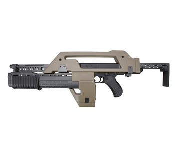 Alien Pulse Rifle AEG OD Green