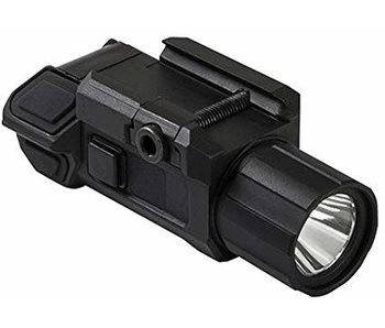 NC Star Pistol Flashlight with Strobe Function