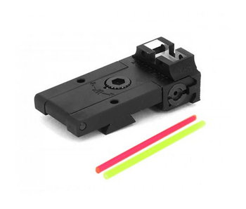 Hi Capa Fiber Rear Sight