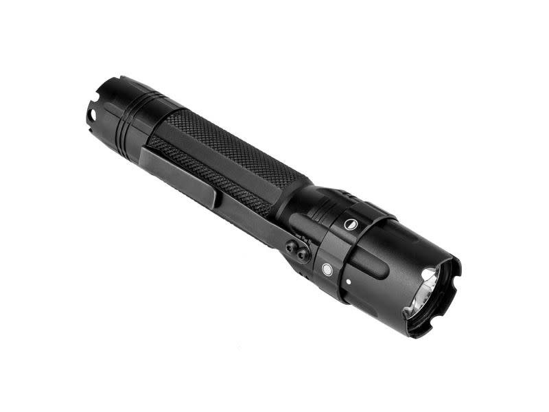 """NcStar NcStar 500 lumen Tactical Flashlight with 1"""" Picatinny Mount"""