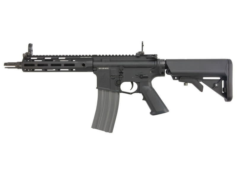G&G G&G Knights Armament Licensed SR30 M4 Electric Rifle with M-LOK Rail and ETU Mosfet
