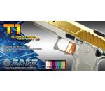 """Airsoft Masterpiece Airsoft Masterpiece EDGE Aluminum """"T1"""" Trigger for Hi CAPA / 1911"""