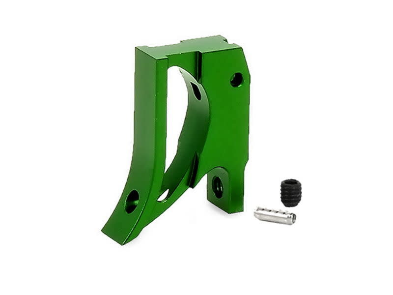 "Airsoft Masterpiece Airsoft Masterpiece EDGE Aluminum ""T2"" Trigger for Hi-CAPA/1911"