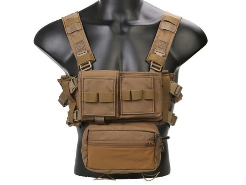 Emerson Emerson Gear Low Profile Modular Chest Rig System