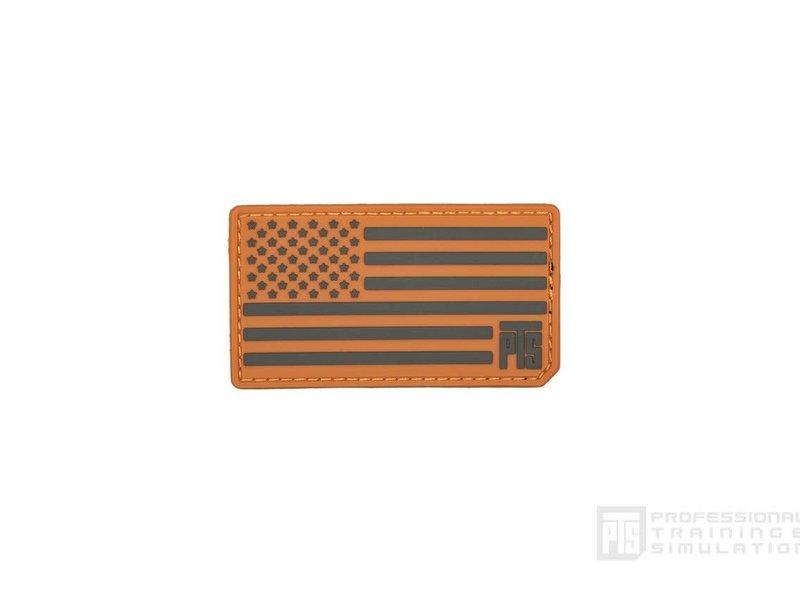 PTS PTS Flag Patch PVC