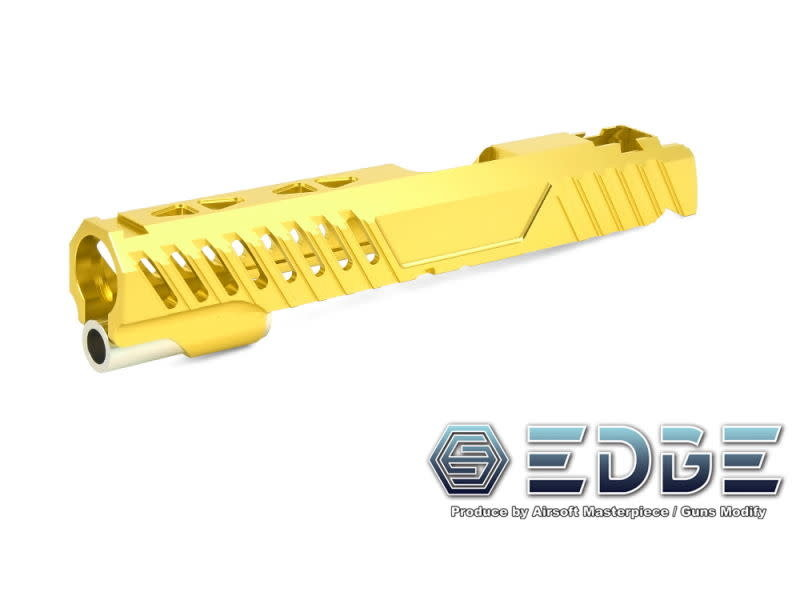Airsoft Masterpiece Airsoft Masterpiece EDGE Custom RAZOR Standard Slide for Hi CAPA / 1911
