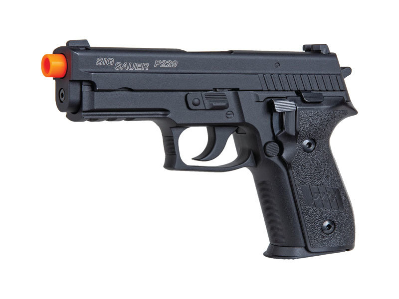 Sig Sauer SIG Proforce P229 Green Gas Blowback Pistol