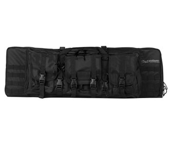 "V-Tac 46"" Double Rifle Case Black"