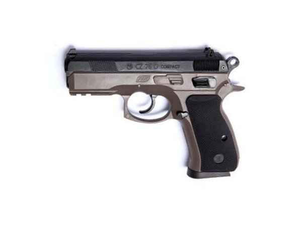 ASG ASG CZ75D Compact Spring Pistol FDE Two Tone