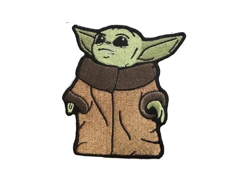 Tactical Outfitters Tactical Outfitters The Child - Baby Yoda V2 Morale Patch