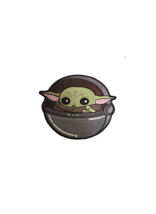 Tactical Outfitters The Child - Baby Yoda V1 Morale Patch