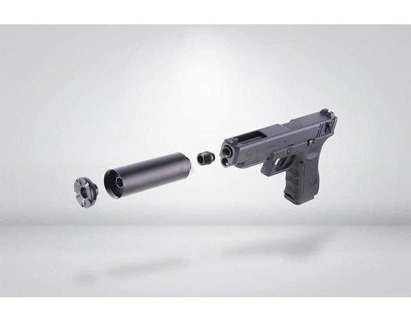 Acetech Acetech Lighter R Pistol Tracer Unit, Black