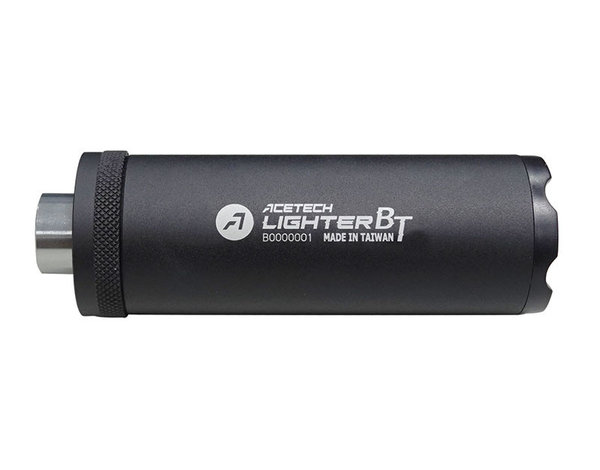 Acetech Acetech Lighter BT Bluetooth Tracer Unit Chronograph, Smooth Version, Black