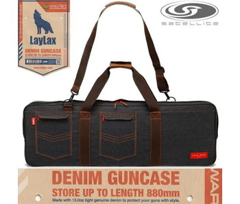 "Laylax Satellite 36"" Demin Gunbag"