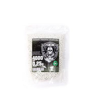 Airsoft Extreme AEX 0.25g 4,000 ct BIO BBs