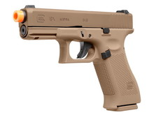 Elite Force GLOCK G19X 6MM GBB Pistol Tan