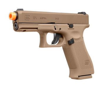 GLOCK G19X 6MM GBB Pistol Tan