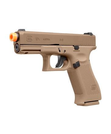 Elite Force GLOCK G19X 6MM GBB Pistol Tan