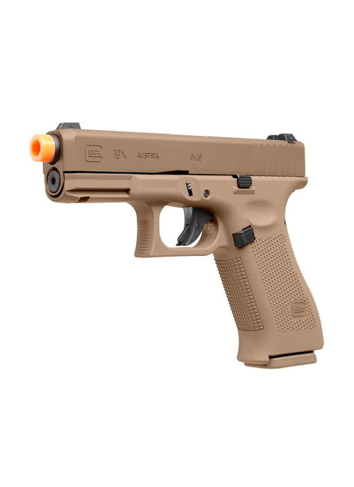 GLOCK G19X 6MM GBB Pistol Tan