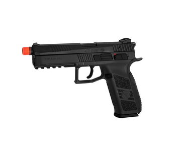 ASG CZ P-09 GBB with CO2 Magazine and 14mm CCW Threaded Barrel