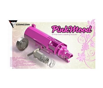 CowCow PinkMood Enhanced Loading Nozzle Set for TM Hi-Capa / 1911