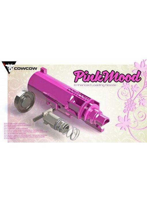 CowCow PinkMood Enhanced Loading Nozzle Set for TM Hi-Capa / 1911