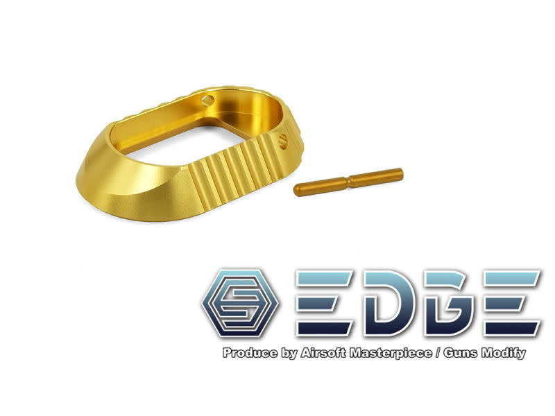 "Airsoft Masterpiece Airsoft Masterpiece EDGE ""O2"" Aluminum Magwell for Hi CAPA"