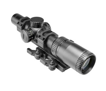 NC Star STR Combo 1-6x24 Red / Green Scope with SPR mount