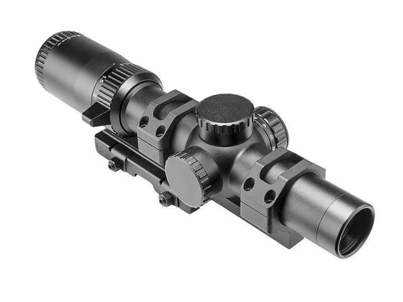 NC Star NC Star STR Combo 1-6x24 Red / Green Scope with SPR mount