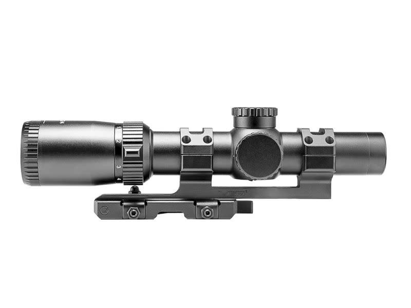 NcStar NcStar STR Combo 1-6x24 Red / Green Scope with SPR mount